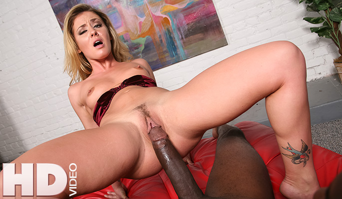 Ariana Jollee Interracial Anal